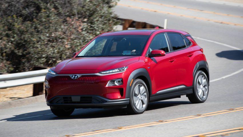 2019 Hyundai Kona Electric - Стоит ли выбирать электромбиль для поездок следующей зимой